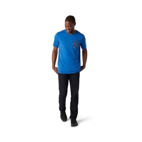 Merino 150 Pocket Tee Herren T-Shirt