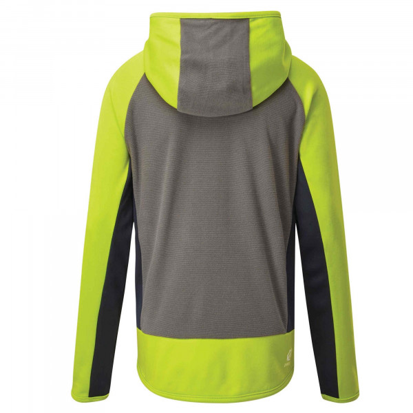 Twofold Core Stretch Kinder Fleecejacke