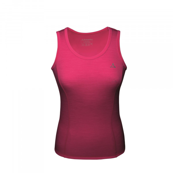 Merino Sport Shirt Top W Damen Funktionsshirt