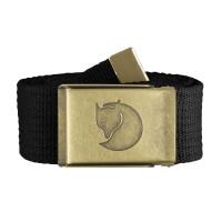 Canvas Brass Belt Gürtel