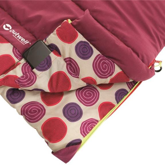 Circles Kids Berry Kinder Schlafsack