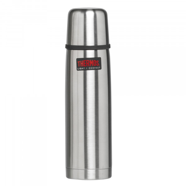 Light & Compact 0,5L Isolierflasche