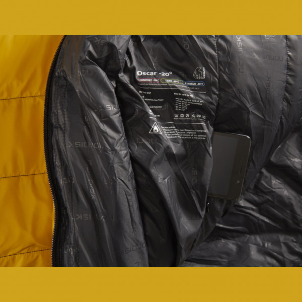 Oscar -20 XL Schlafsacck