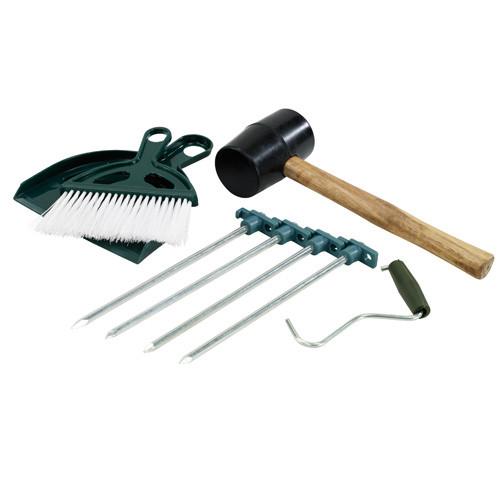 Zelt-Werkzeugsatz