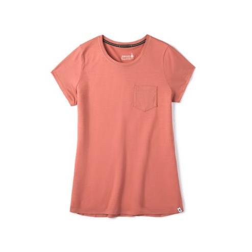 Merino Sport 150 Pocket Tee Damen T-Shirt