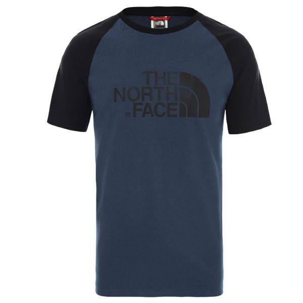 M S/S Raglan Easy Tee T-Shirt